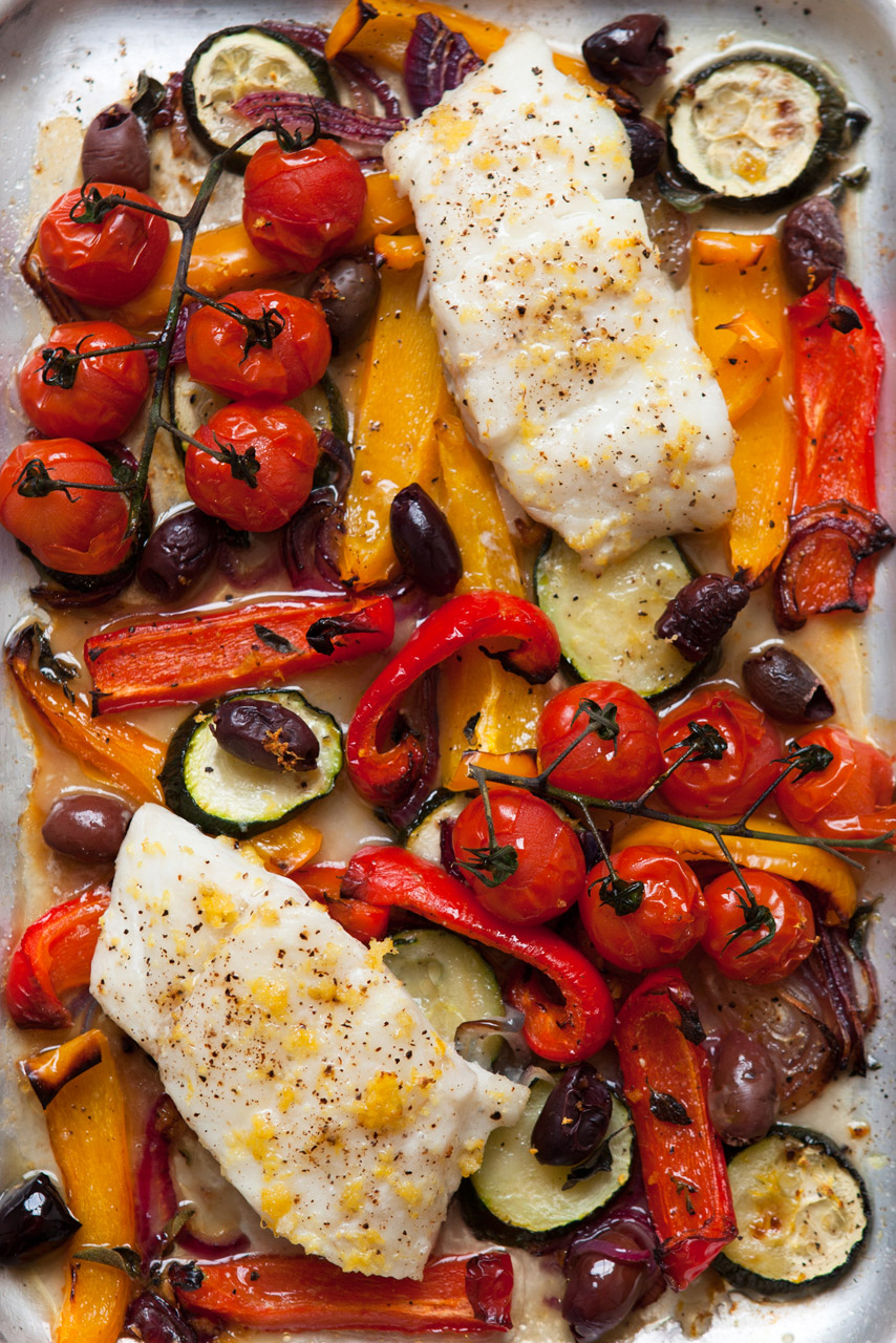 roasted cod recipes